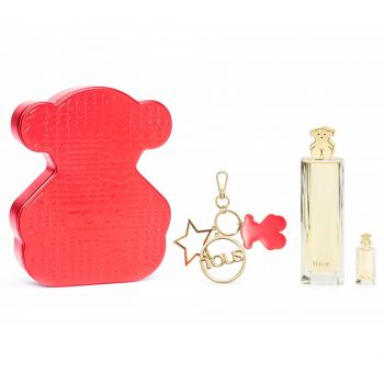 TOUS EDP 90 ml + keyring + miniature 4,5ml