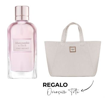 FIRST INSTINCT FOR HER 50 ML + OVERSIZE TOTE